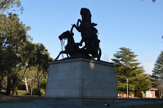Desert Mounted Corps Memorial, Albany, Australia