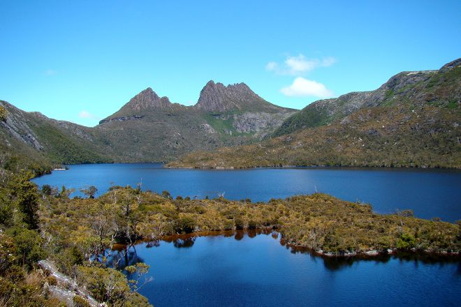 Dove Lake Circuit, Cradle Mountain-Lake St. Clair National Park, Australia