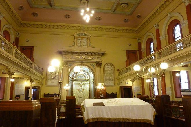 East Melbourne Synagogue, Melbourne, Australia