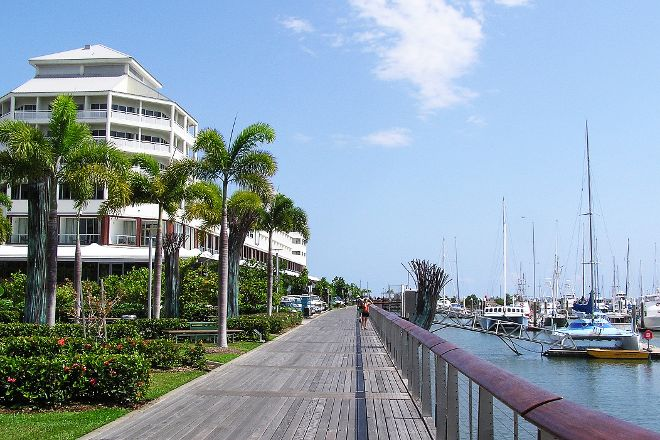 Esplanade Boardwalk, Cairns, Australia