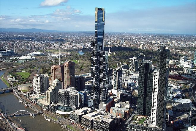 Eureka Skydeck, Melbourne, Australia