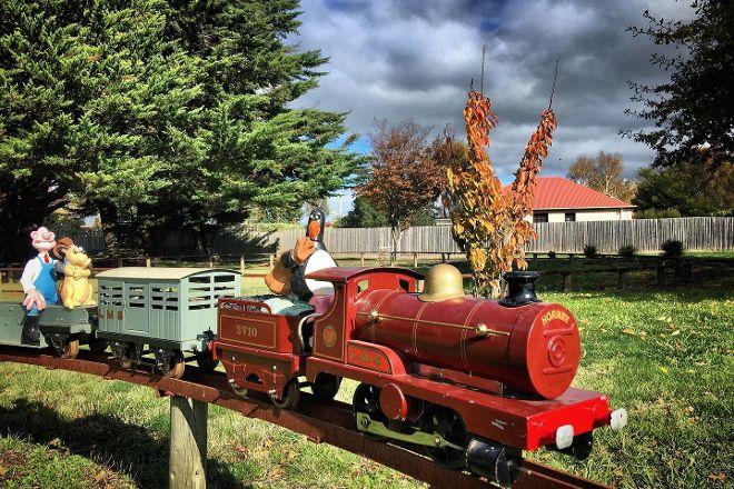 Evandale Train Rides, Evandale, Australia