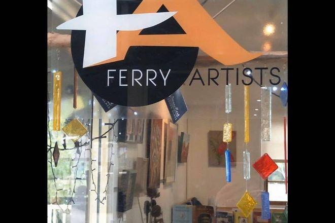 Ferry Artists Gallery, Wisemans Ferry, Australia