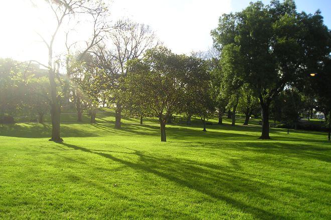 Flagstaff Gardens, Melbourne, Australia