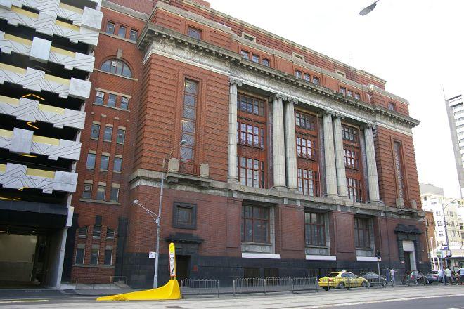 Former Mail Exchange Building, Melbourne, Australia