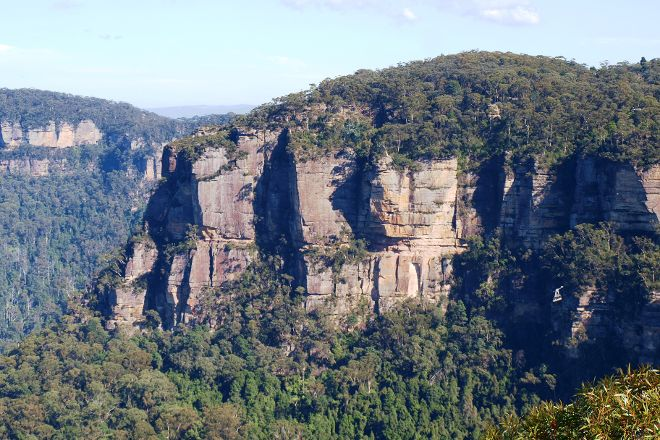 Fortress Rock, Leura, Australia