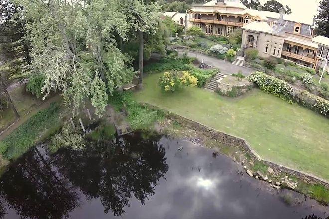 Fortuna Villa, Bendigo, Australia