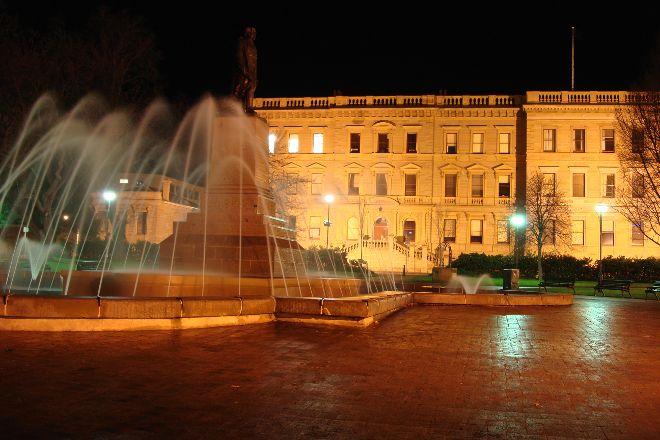 Franklin Square, Hobart, Australia