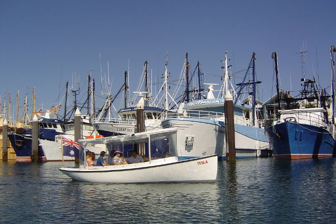 Freds Marina Cruises, Port Lincoln, Australia
