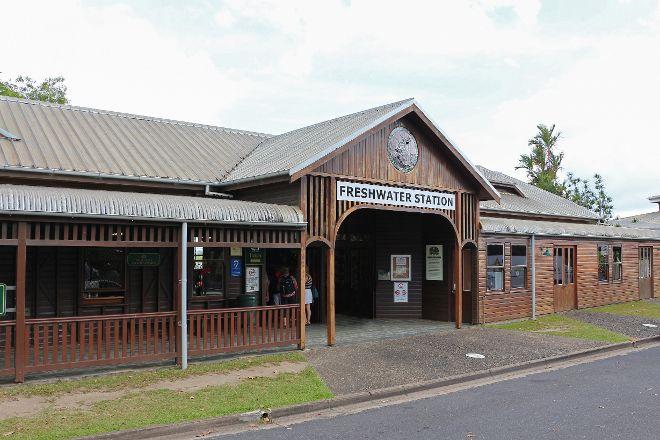 Freshwater Station, Cairns, Australia