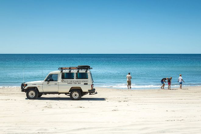 G'day Adventure Tours, Bribie Island, Australia
