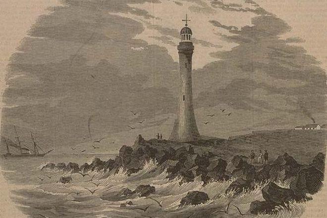 Gabo Island Lighthouse, Mallacoota, Australia