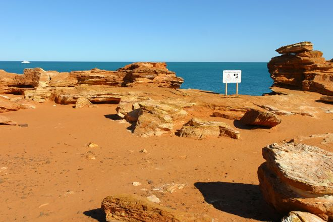Gantheaume Point, Broome, Australia