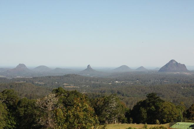 Glass House Mountains National Park, Glass House Mountains, Australia