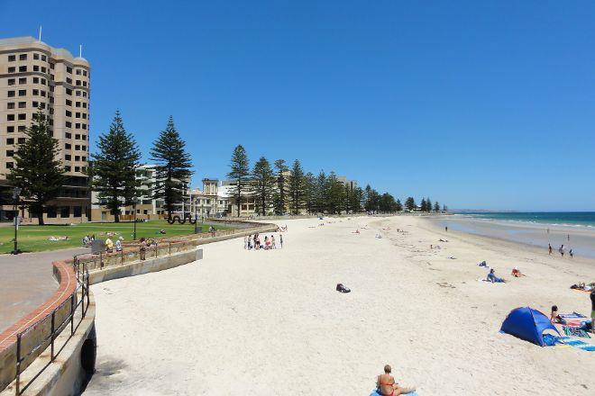 Glenelg Beach, Glenelg, Australia