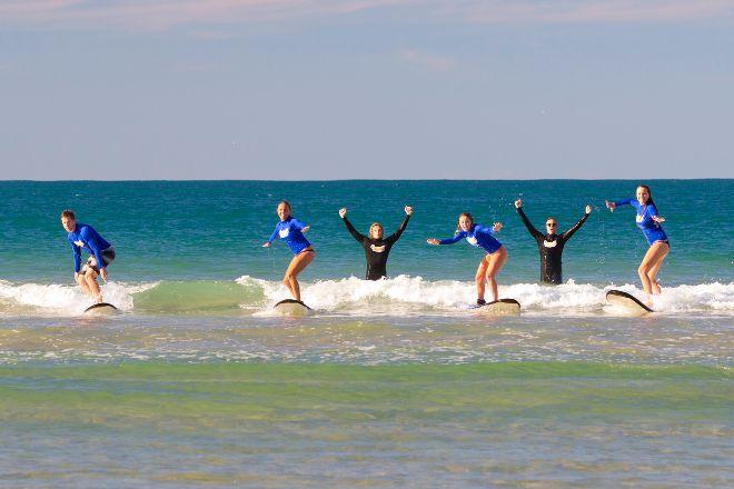 Go Ride A Wave, Surfers Paradise, Australia