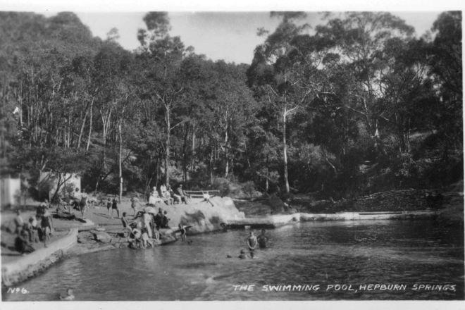 Hepburn Pool, Hepburn Springs, Australia