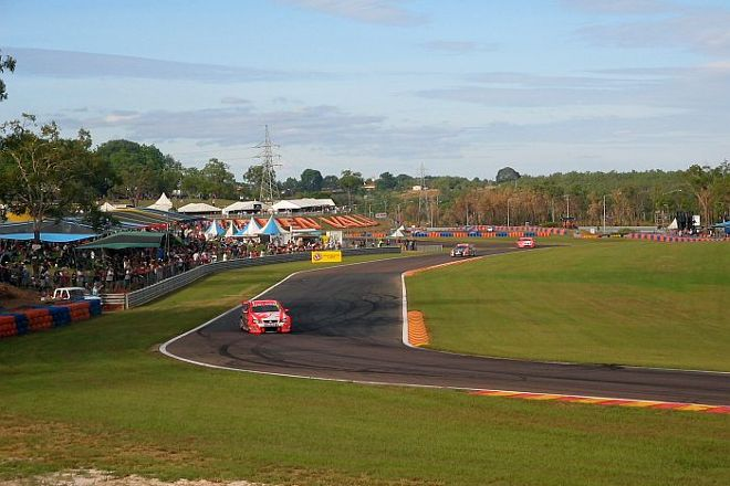 Hidden Valley Motor Sports Complex, Darwin, Australia