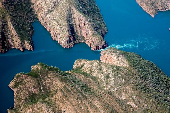 Horizontal Falls, Talbot Bay, Australia