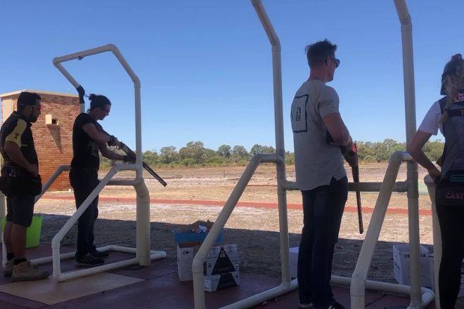 Hot Shots Shooting, Whiteman, Australia