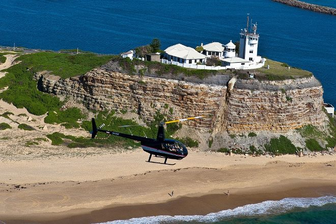 Hunter Valley Helicopters, Pokolbin, Australia