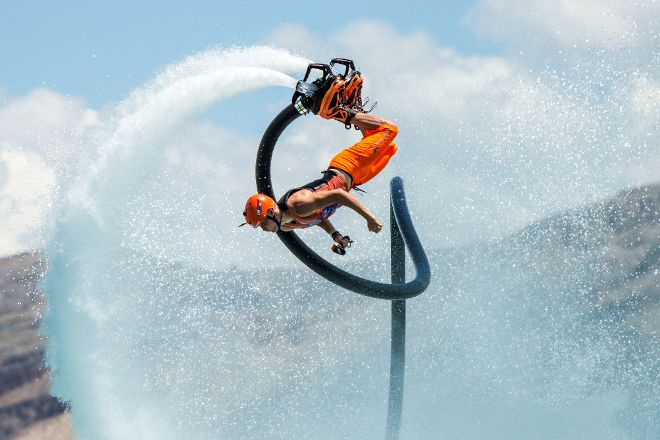 HydroFly - The Flyboard Experience, Gold Coast, Australia