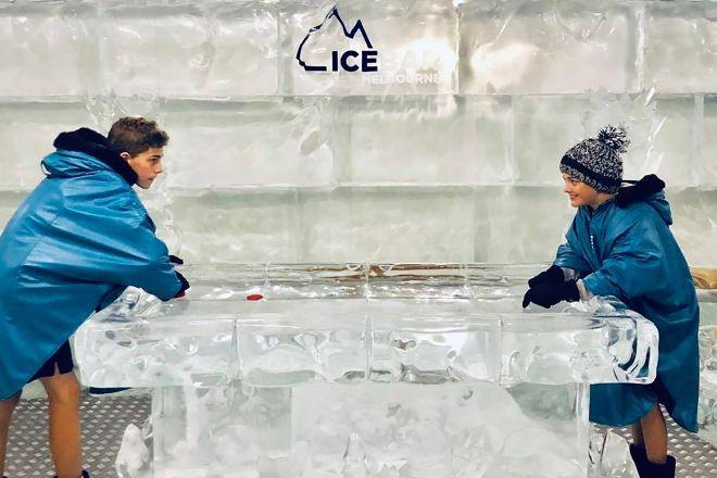 IceBar Melbourne, Melbourne, Australia
