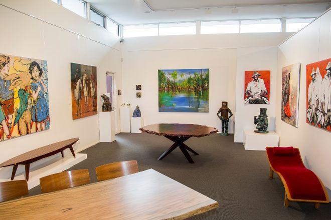 JahRoc Galleries, Margaret River, Australia