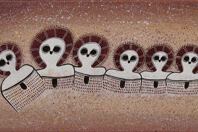 Japingka Gallery, Fremantle, Australia