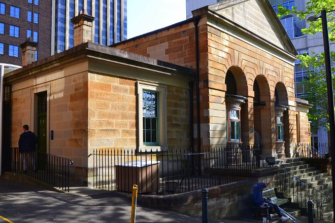 Justice & Police Museum, Sydney, Australia