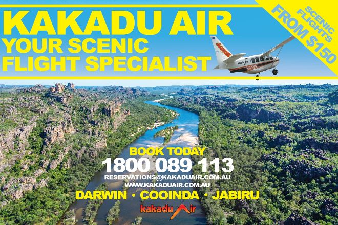 Kakadu Air Scenic Flights, Jabiru (Kakadu National Park), Australia