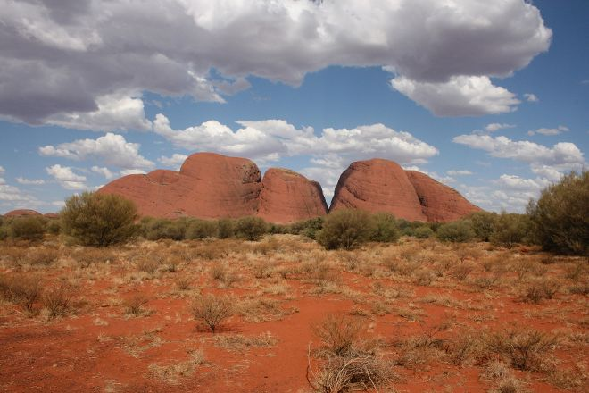Kata Tjuta / Mount Olga, Uluru-Kata Tjuta National Park, Australia