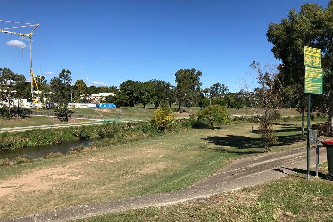 Kedron Brook Bikeway, Brisbane, Australia