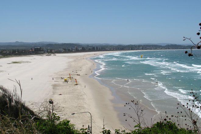 Kirra Beach, Coolangatta, Australia