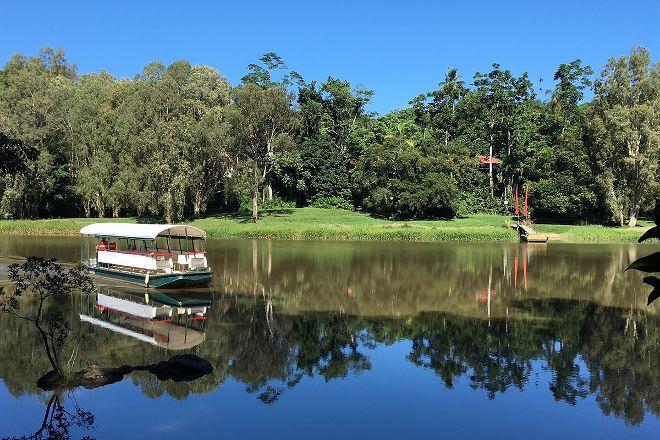 Kuranda Riverboat, Kuranda, Australia
