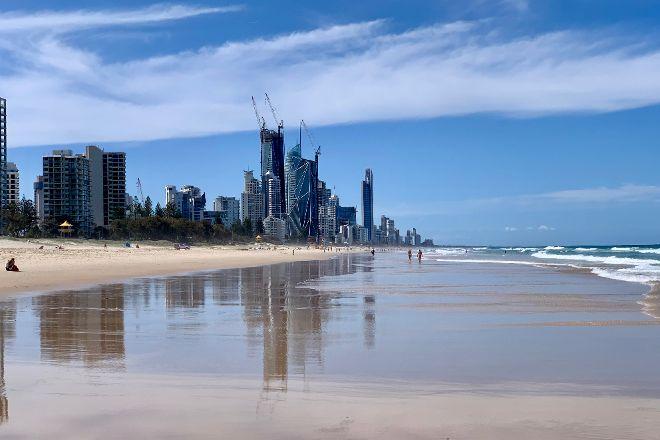 Kurrawa Beach, Broadbeach, Australia