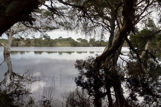 Lake Monjingup Conservation and Recreation Area, Esperance, Australia