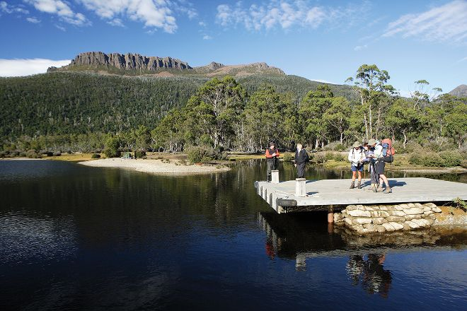 Lake St. Clair, Cradle Mountain-Lake St. Clair National Park, Australia