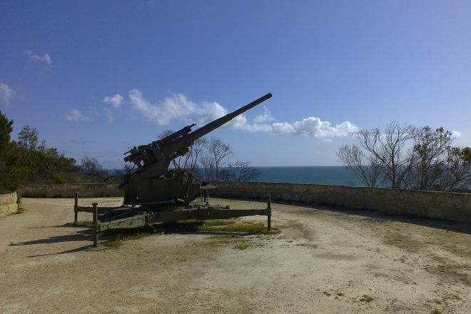 Leighton Battery Guns, Mosman Park, Australia