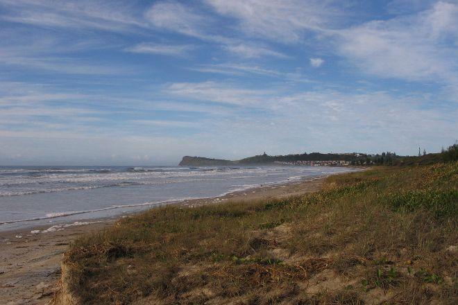 Lennox Head Beach, Lennox Head, Australia