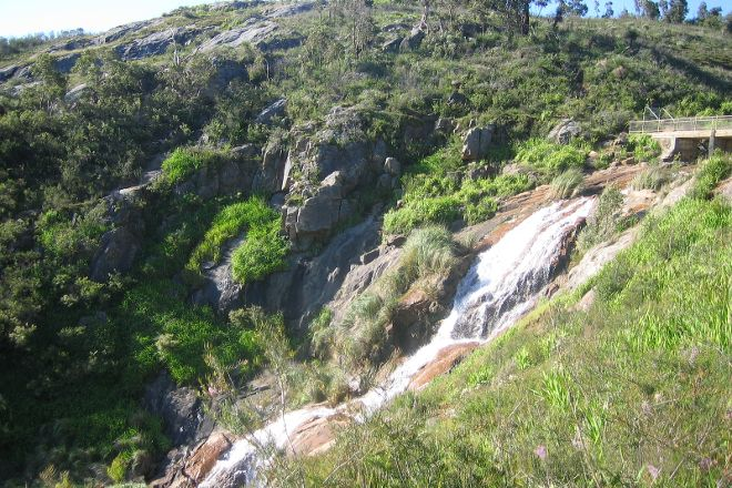 Lesmurdie Falls, Lesmurdie, Australia