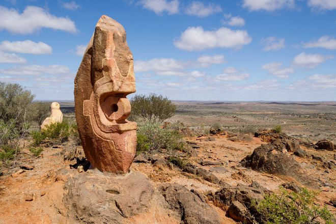 Living Desert State Park, Broken Hill, Australia
