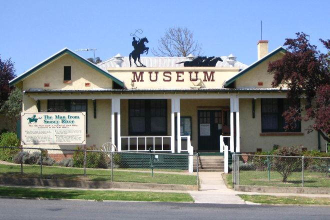 Man from Snowy River Museum, Corryong, Australia