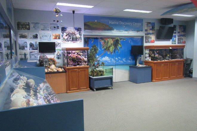 Marine Discovery Centre, Port Macquarie, Australia