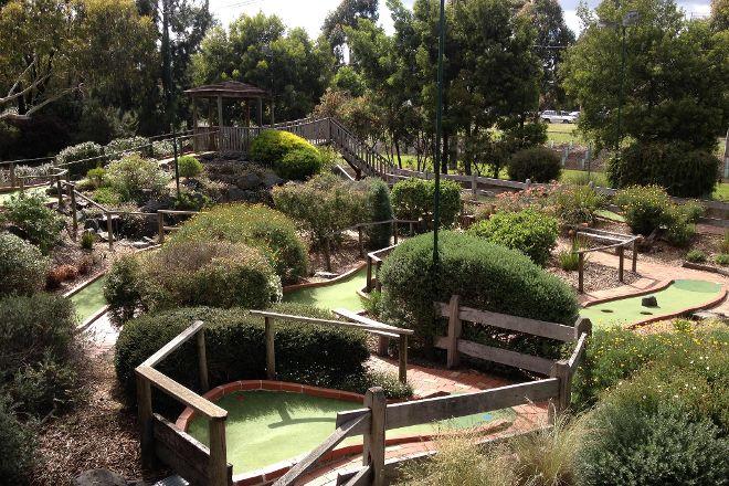 Maroondah Adventure Golf Park, Chirnside Park, Australia