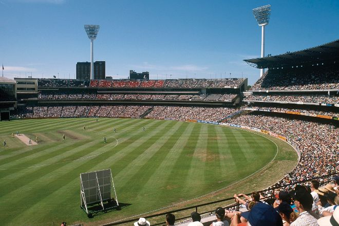 Melbourne Cricket Ground (MCG), Melbourne, Australia