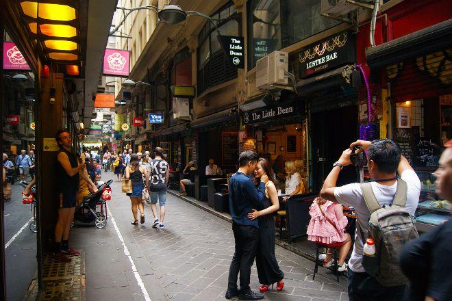 Melbourne Laneways, Melbourne, Australia
