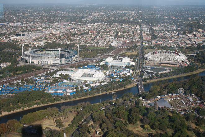 Melbourne Park, Melbourne, Australia