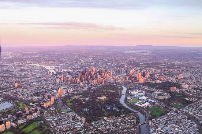 Melbourne Walkabout, Melbourne, Australia