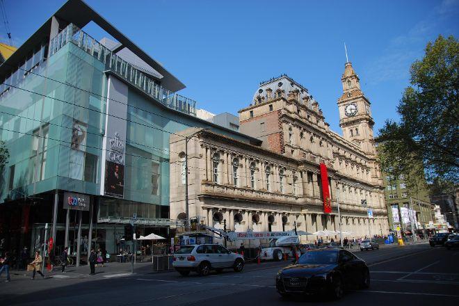 Melbourne's GPO - Shopping Centre, Melbourne, Australia